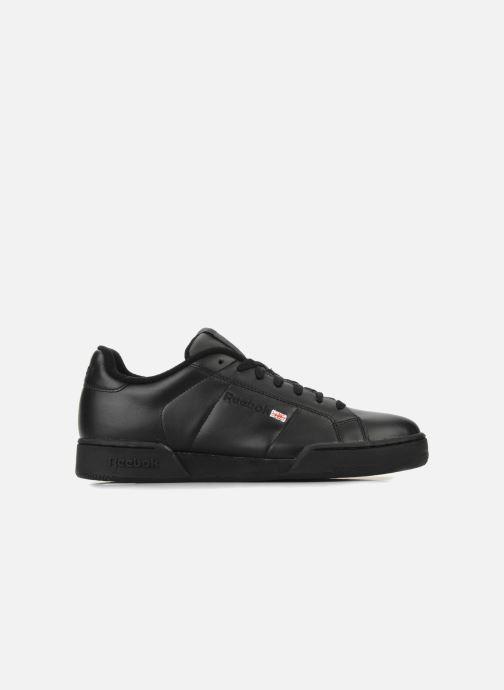 Sneaker Reebok Npc II schwarz ansicht von hinten
