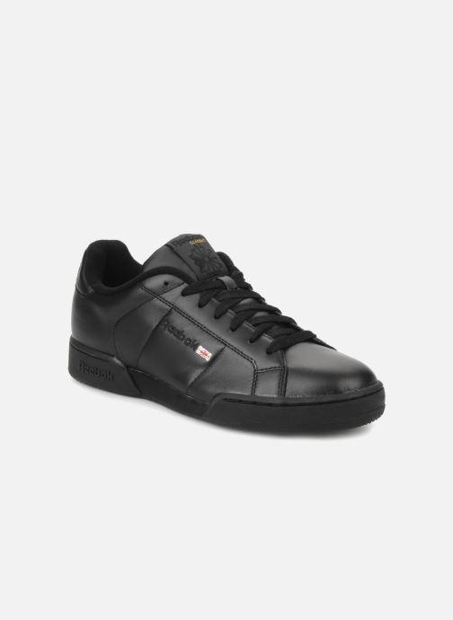 Sneakers Reebok Npc II Zwart detail