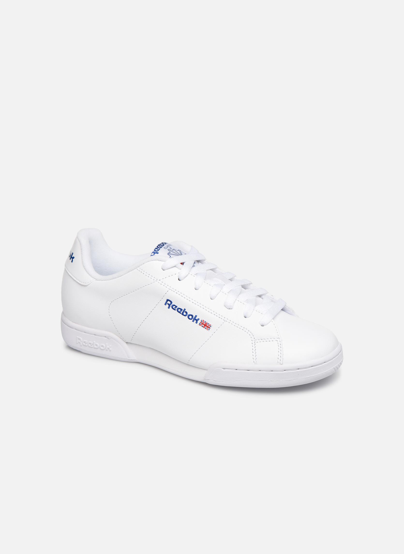 Reebok Npc II (Blanc) - Baskets en Más cómodo Nouvelles chaussures pour hommes et femmes, remise limitée dans le temps