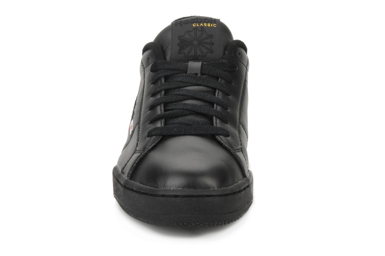 Baskets Reebok Npc II Noir vue portées chaussures