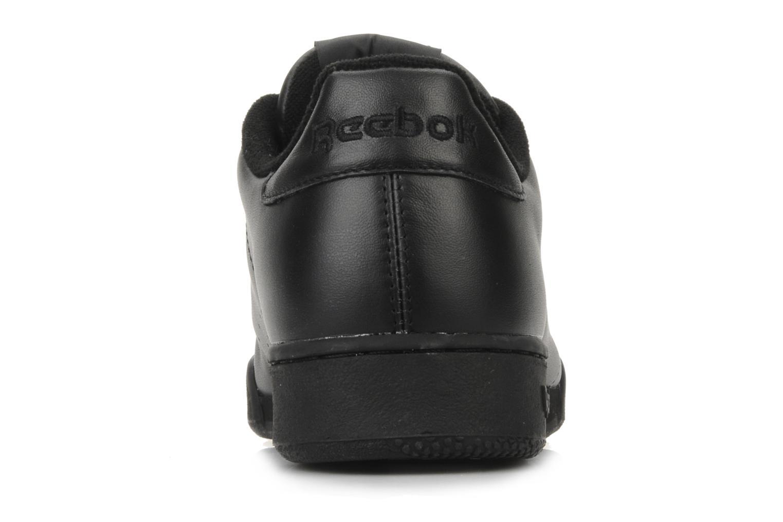 Baskets Reebok Npc II Noir vue droite