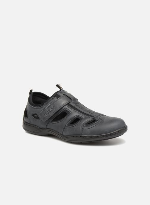 Sandali e scarpe aperte Rieker Rolf Nero vedi dettaglio/paio