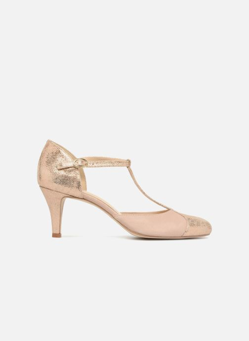 High heels Jonak Lina Beige back view