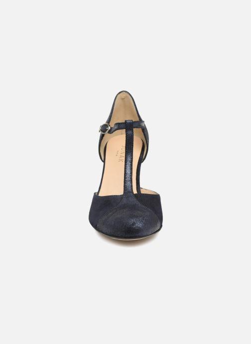 Escarpins Jonak Lina 10714 Bleu vue portées chaussures