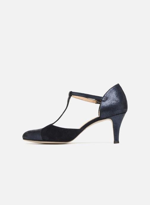 Zapatos de tacón Jonak Lina Azul vista de frente