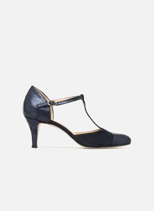 Zapatos de tacón Jonak Lina Azul vistra trasera