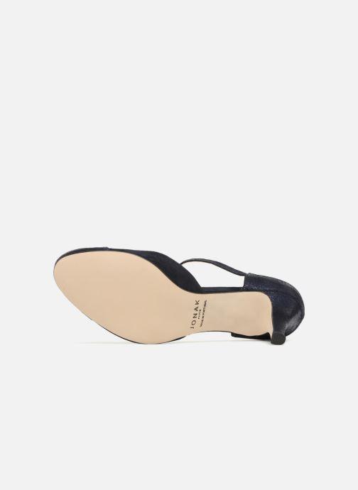 Zapatos de tacón Jonak Lina Azul vista de arriba