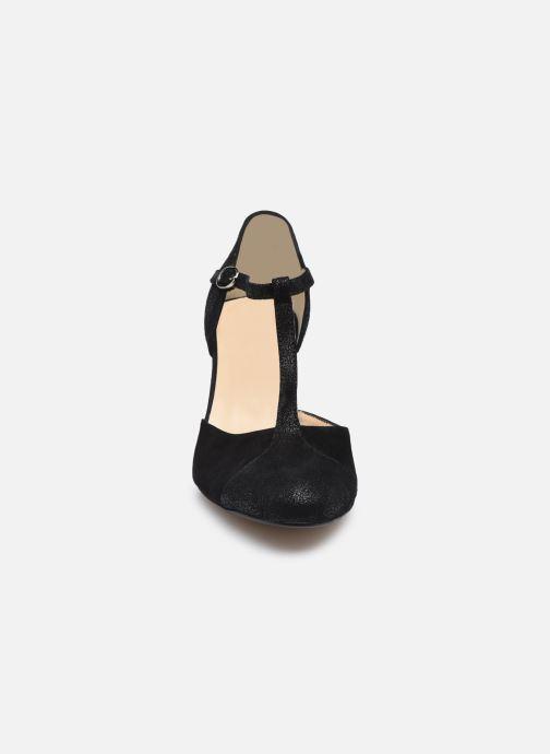 Escarpins Jonak Lina 10714 Noir vue portées chaussures