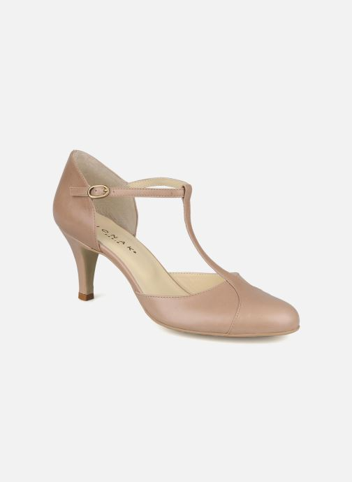 Pumps Jonak Lina Beige detail