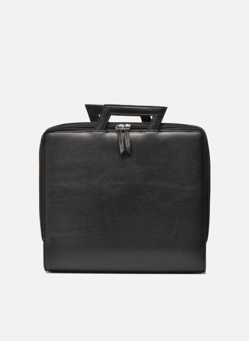 Business Lin & Gelli Elegy Notebook Negro vista de frente