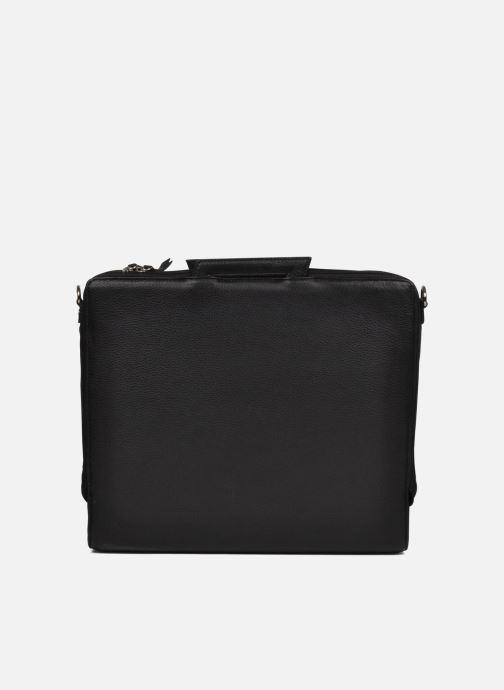 Business Lin & Gelli Elegy Laptop schwarz ansicht von vorne