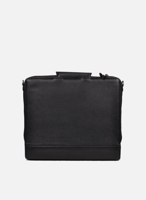 Business Lin & Gelli Elegy Laptop schwarz detaillierte ansicht/modell