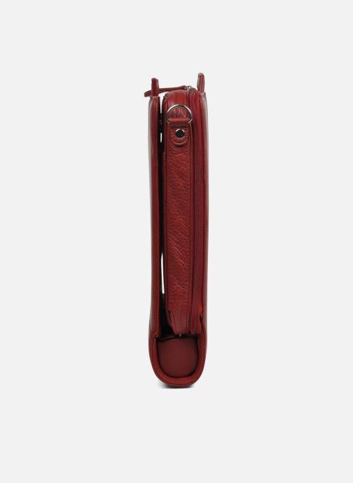 Business Lin & Gelli Elegy Laptop rot schuhe getragen