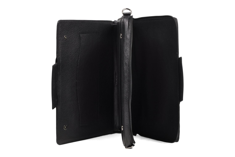 Business Lin & Gelli Elegy Laptop Noir vue derrière