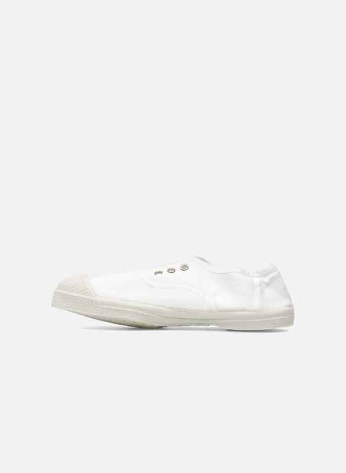 Baskets Bensimon Tennis Elly E Blanc vue face