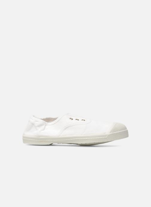 Trainers Bensimon Tennis Elly E White back view