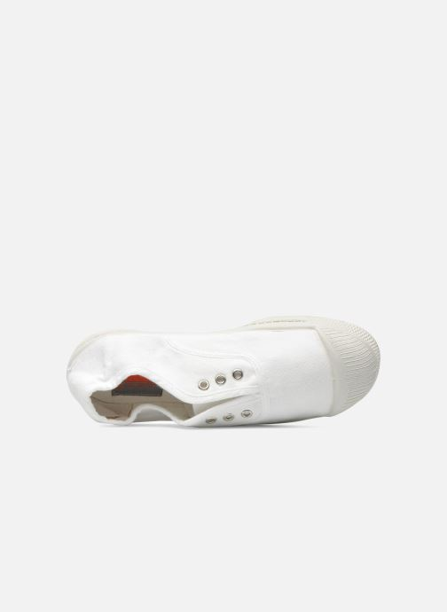 Trainers Bensimon Tennis Elly E White view from the left