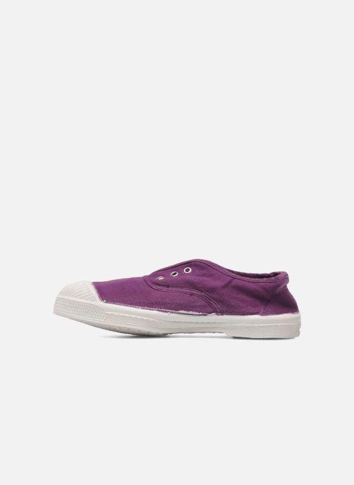 Sneakers Bensimon Tennis Elly E Viola immagine frontale
