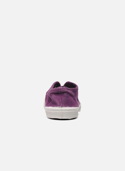Sneakers Bensimon Tennis Elly E Viola immagine destra