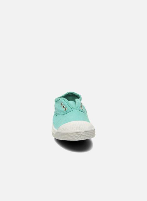 Sneakers Bensimon Tennis Elly E Verde modello indossato