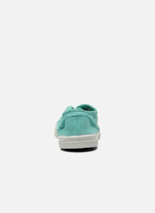 Sneakers Bensimon Tennis Elly E Verde immagine destra