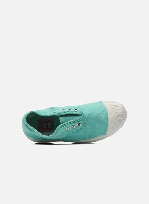 Sneakers Bensimon Tennis Elly E Verde immagine sinistra