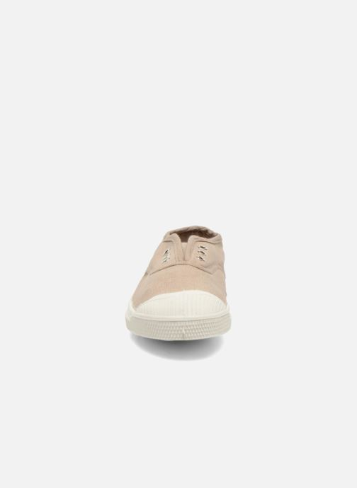 Trainers Bensimon Tennis Elly E Beige model view