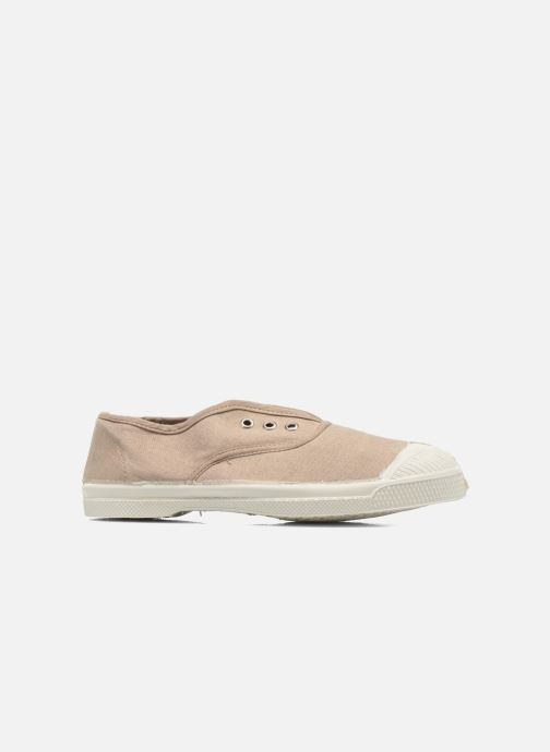 Trainers Bensimon Tennis Elly E Beige back view