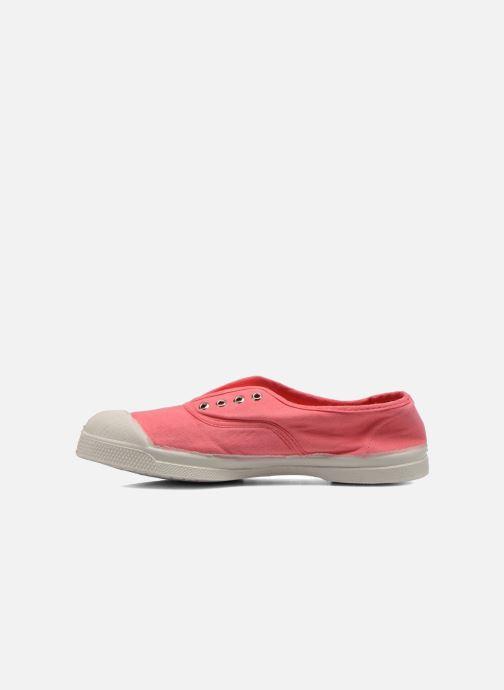 Sneakers Bensimon Tennis Elly E Rosa immagine frontale