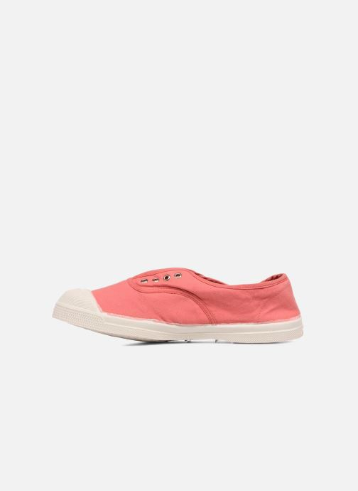 Sneakers Bensimon Tennis Elly E Rosso immagine frontale