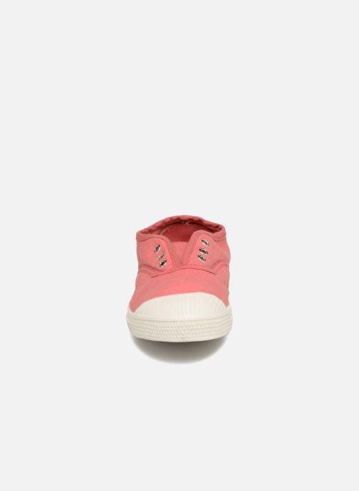 Sneakers Bensimon Tennis Elly E Rosa modello indossato