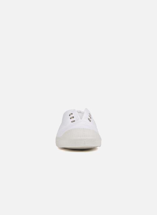 Sneakers Bensimon Tennis Elly E Bianco modello indossato