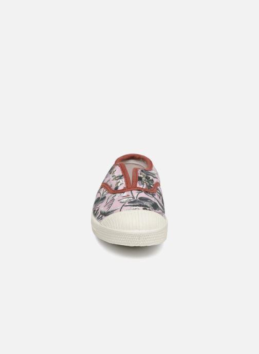 Baskets Bensimon Tennis Elly E Multicolore vue portées chaussures