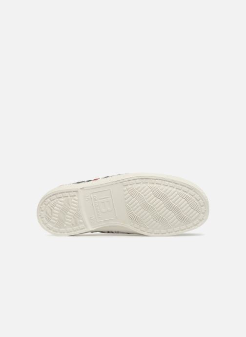 Trainers Bensimon Tennis Elly E Multicolor view from above
