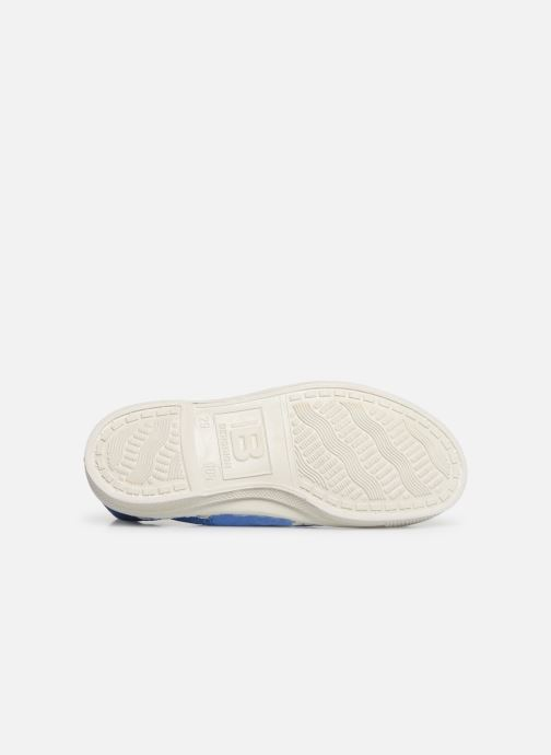 Trainers Bensimon Tennis Elly E Blue view from above