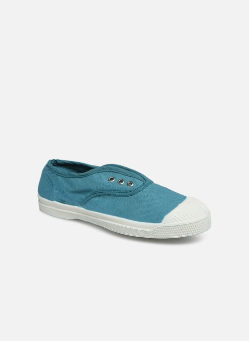 Trainers Bensimon Tennis Elly E Green detailed view/ Pair view