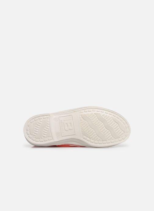 Sneakers Bensimon Tennis Elly E Rosso immagine dall'alto