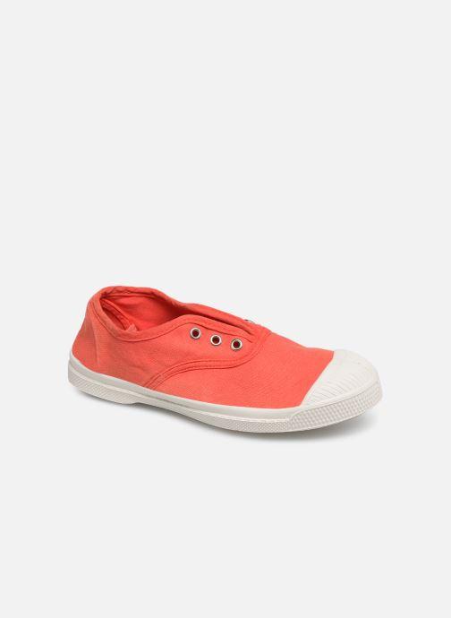 Sneaker Bensimon Tennis Elly E rot detaillierte ansicht/modell