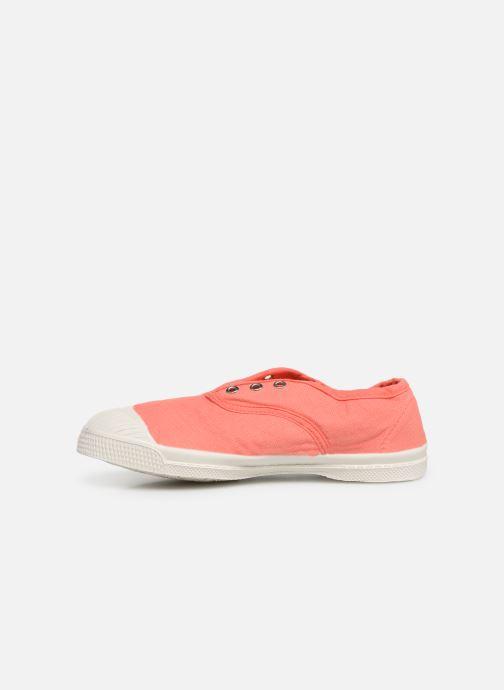 Sneaker Bensimon Tennis Elly E rosa ansicht von vorne