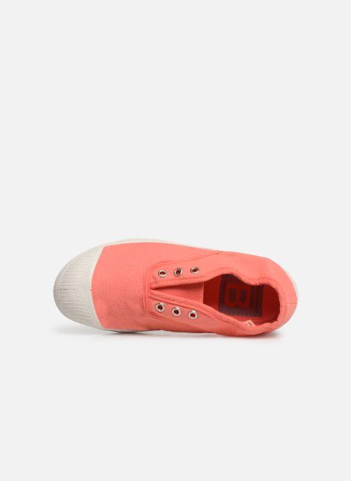 Sneaker Bensimon Tennis Elly E rosa ansicht von links