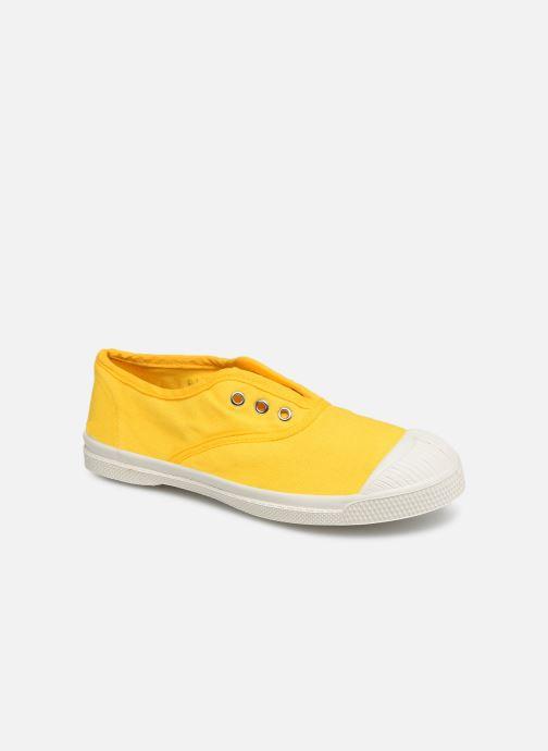 Sneakers Bensimon Tennis Elly E Gul detaljeret billede af skoene