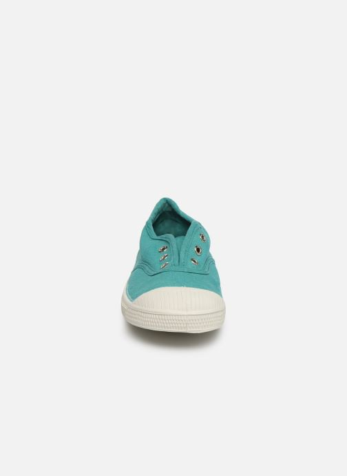 Trainers Bensimon Tennis Elly E Green model view