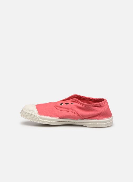 Baskets Bensimon Tennis Elly E Rose vue face
