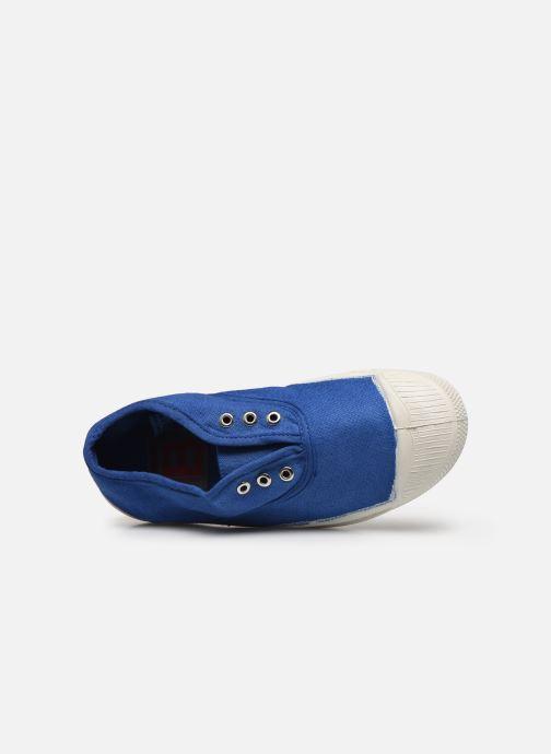 Sneakers Bensimon Tennis Elly E Azzurro immagine sinistra