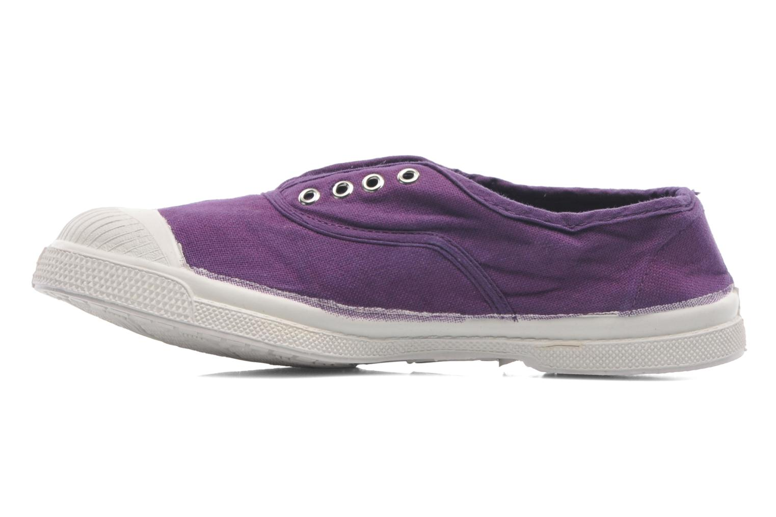 Baskets Bensimon Tennis Elly E Violet vue face