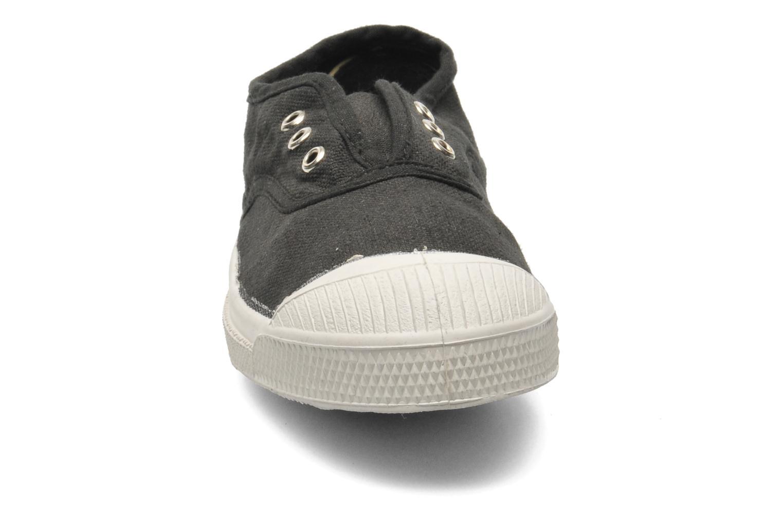 Baskets Bensimon Tennis Elly E Noir vue portées chaussures