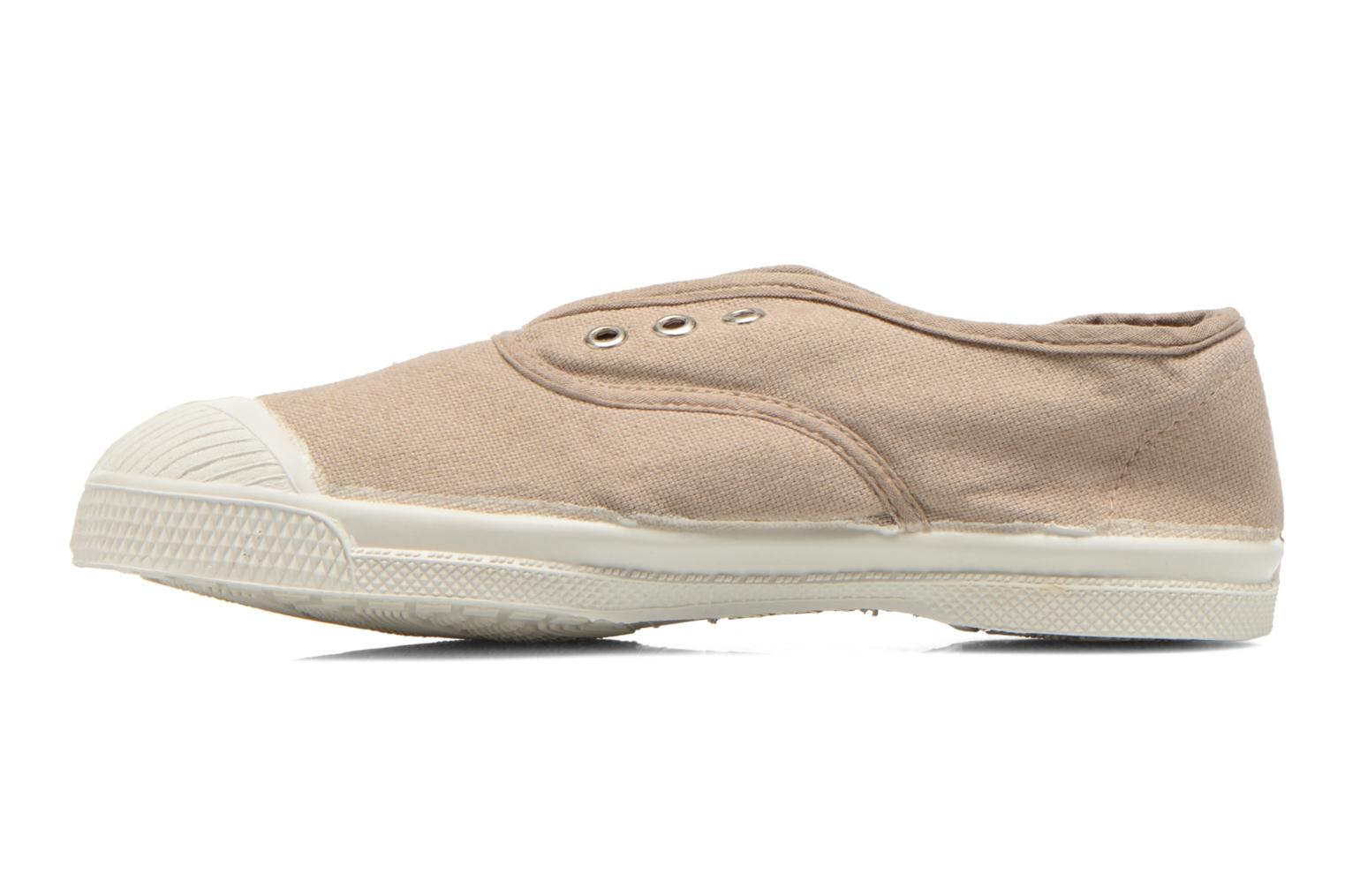 Baskets Bensimon Tennis Elly E Beige vue face