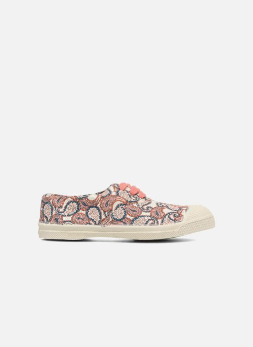 Baskets Bensimon Tennis Liberty E Multicolore vue derrière
