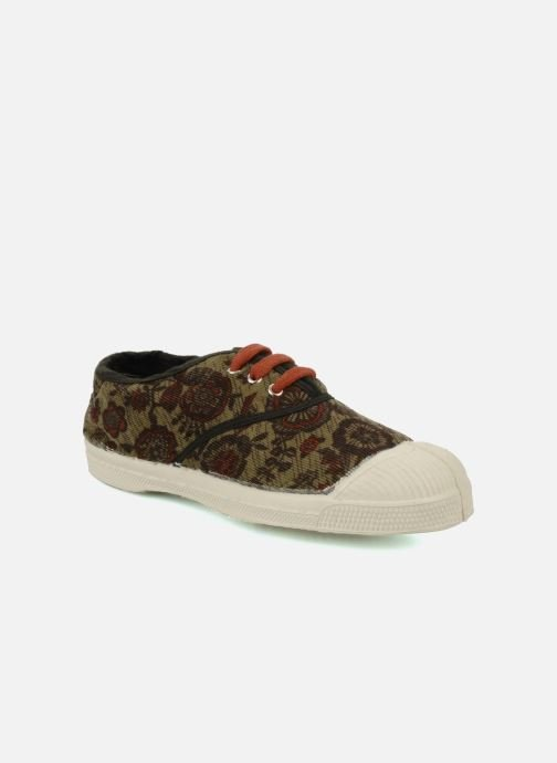Sneakers Bensimon Tennis Liberty E Multicolor detail