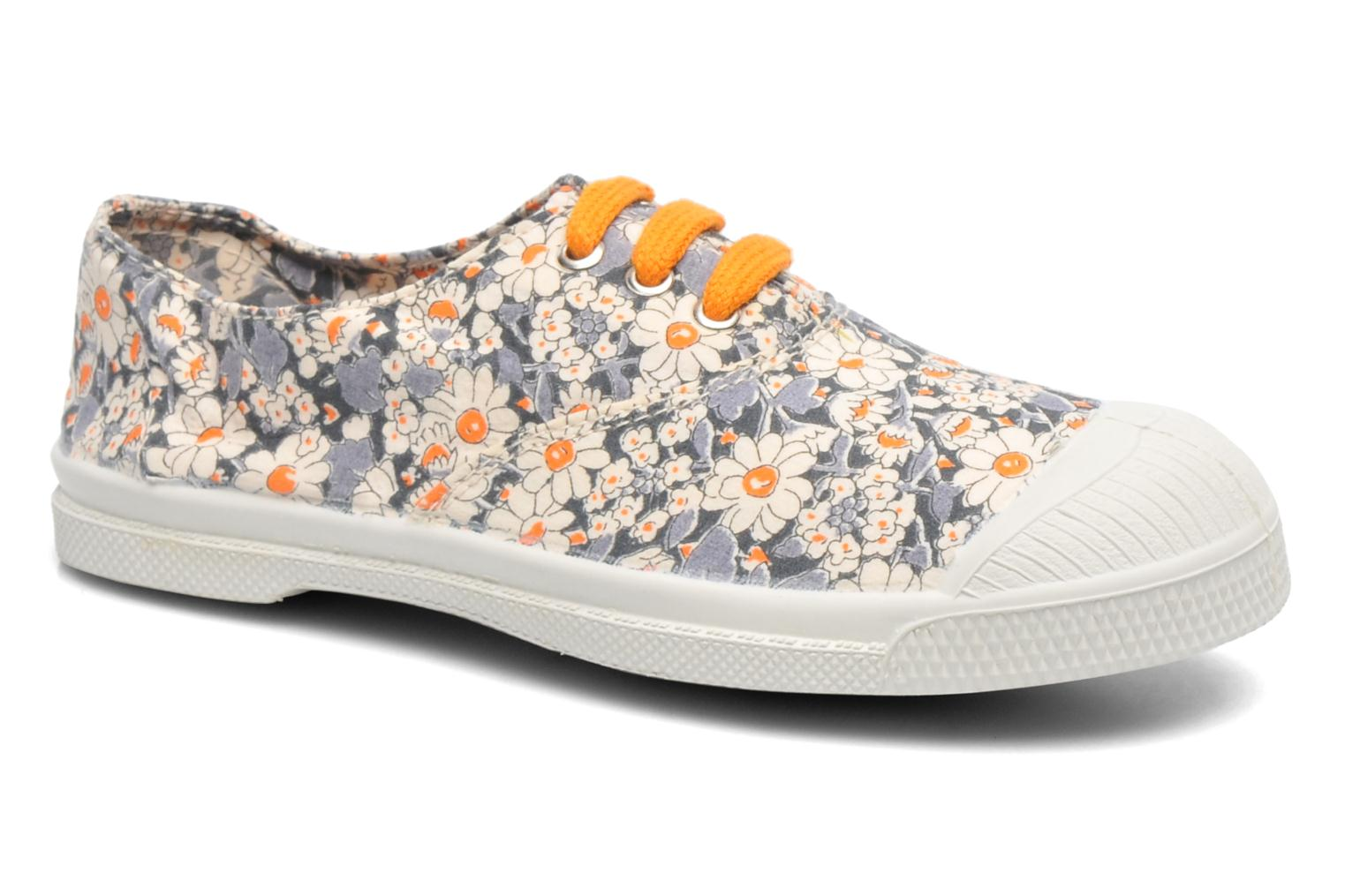 Trainers Bensimon Tennis Liberty E Multicolor detailed view/ Pair view